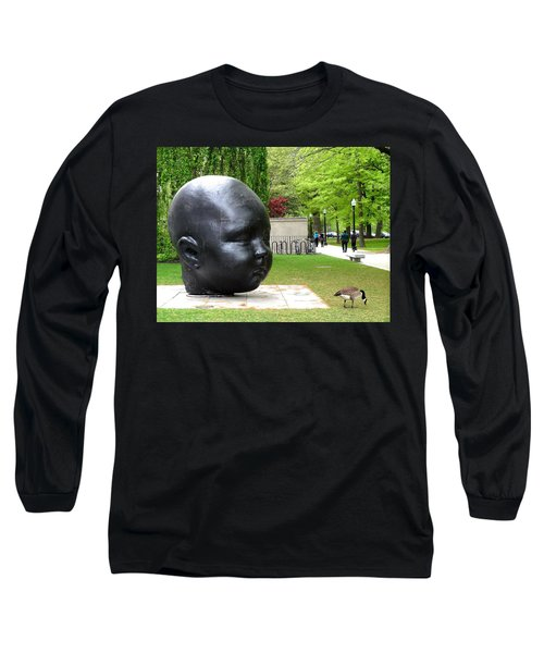 Curiosity Long Sleeve T-Shirt