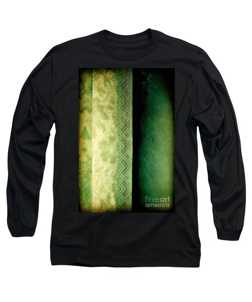 Long Sleeve T-Shirt featuring the photograph Curtain by Silvia Ganora