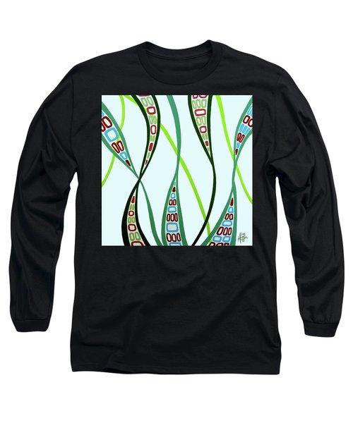 Curvaceous Long Sleeve T-Shirt by Tara Hutton