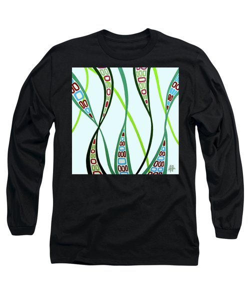Curvaceous Long Sleeve T-Shirt