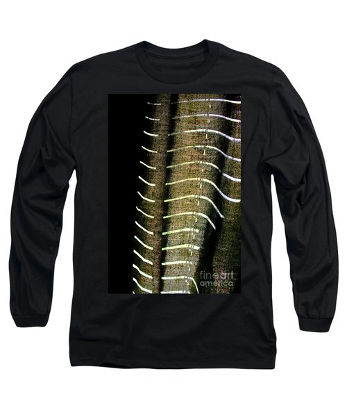 Curvilinear Long Sleeve T-Shirt