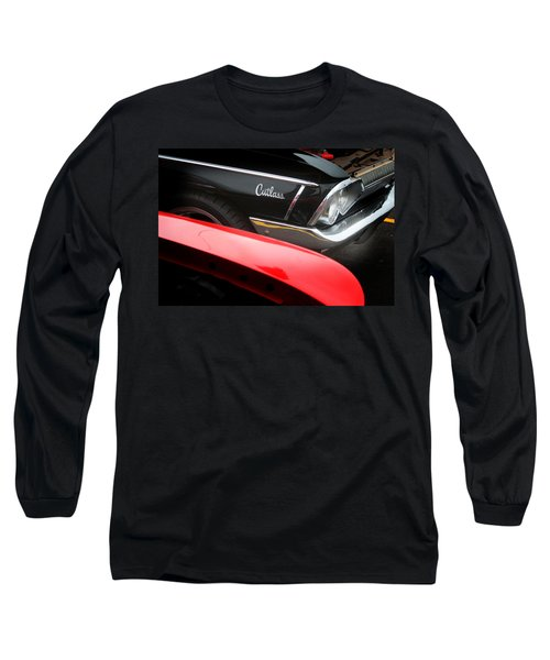 Cutlass Classic Long Sleeve T-Shirt by Toni Hopper