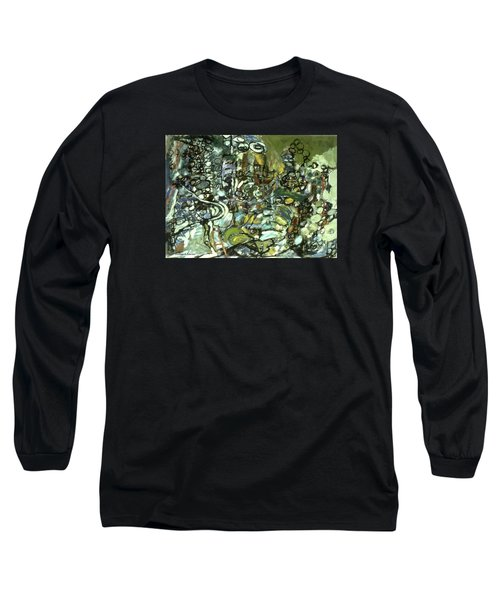 Cycles And Breaks Long Sleeve T-Shirt