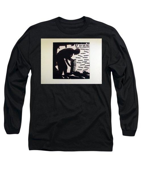 D U Rounds Project, Print 20 Long Sleeve T-Shirt