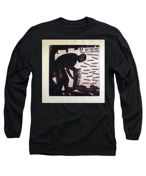 D U Rounds Project, Print 21 Long Sleeve T-Shirt