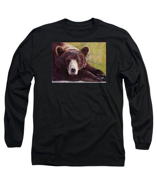 Da Bear Long Sleeve T-Shirt by Billie Colson