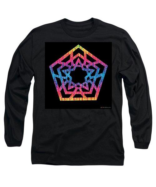 Da Vinci Star Long Sleeve T-Shirt