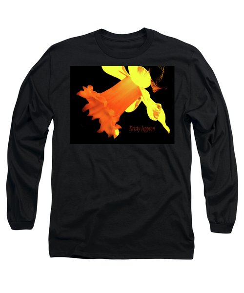 Daffodil Drama Long Sleeve T-Shirt
