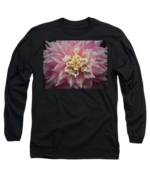 Dahlia Perfection Long Sleeve T-Shirt