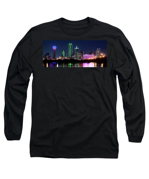 Dallas Colors Pano 2015 Long Sleeve T-Shirt