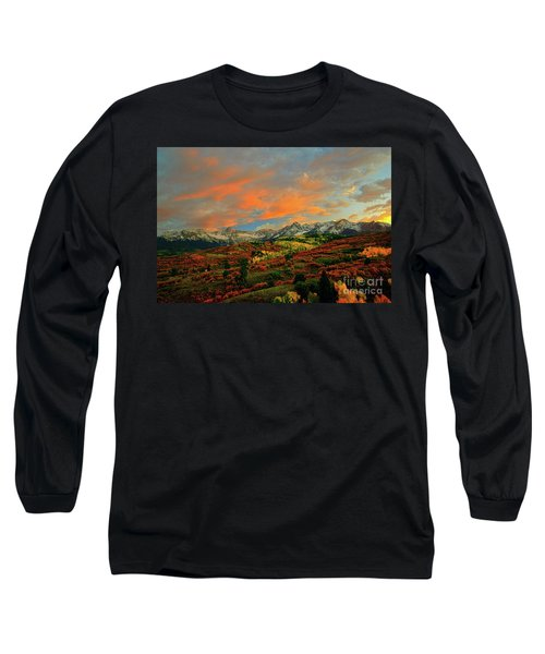 Dallas Divide Sunset - 2 Long Sleeve T-Shirt