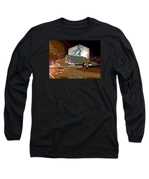 Dallas Night Long Sleeve T-Shirt