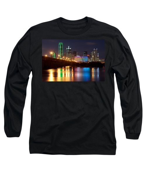 Dallas Reflections Long Sleeve T-Shirt