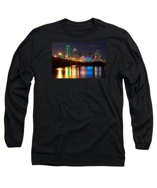 Dallas Reflections Long Sleeve T-Shirt
