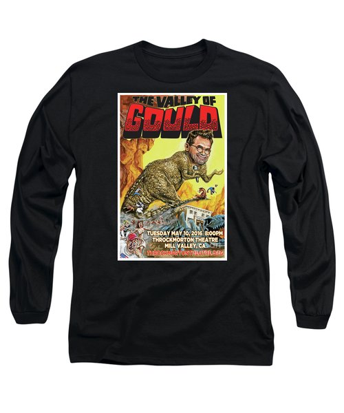 Dana Gould At The Throckmorton Theatre Long Sleeve T-Shirt
