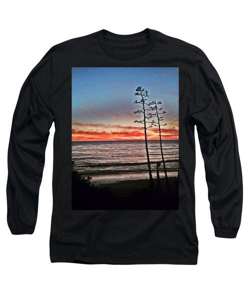 Dana Point Sunset Long Sleeve T-Shirt