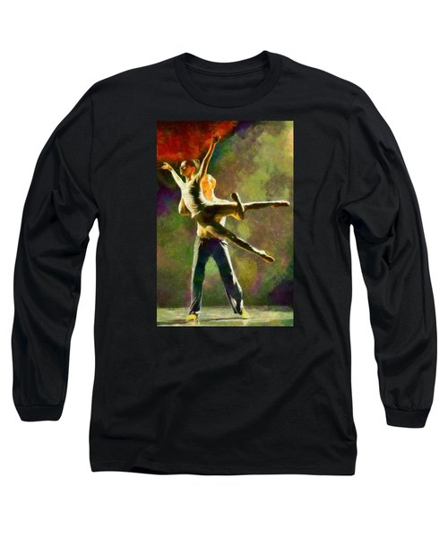 Dance 3 Long Sleeve T-Shirt