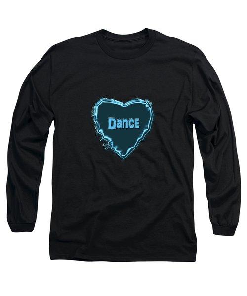 Dance Long Sleeve T-Shirt by Linda Prewer