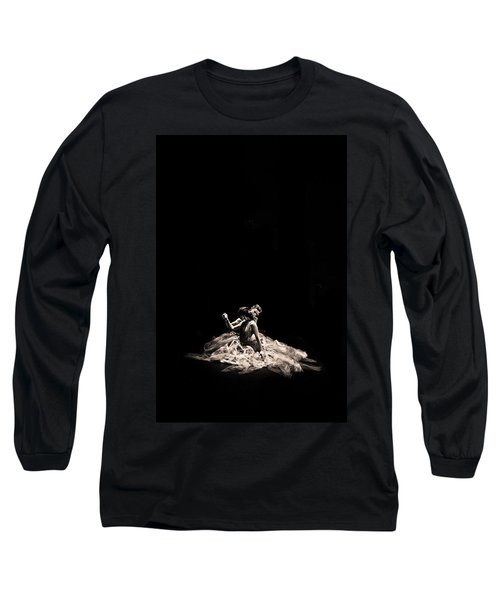 Dance Of Motion Long Sleeve T-Shirt