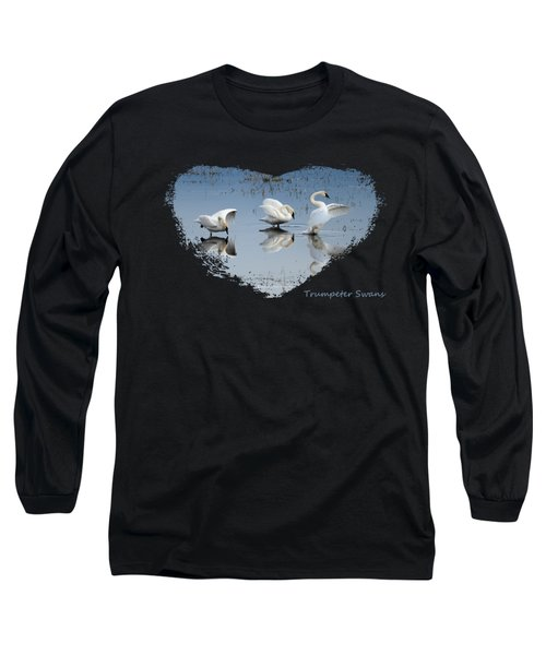 Dance Of The Trumpeters 4 Long Sleeve T-Shirt