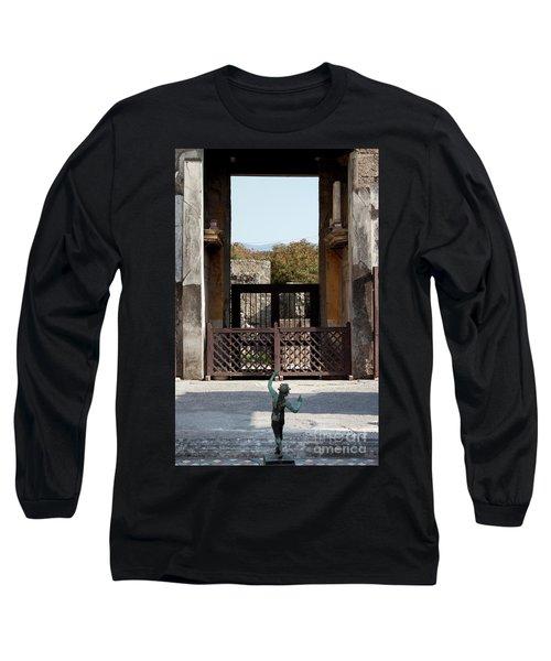 Dancing Faun Long Sleeve T-Shirt