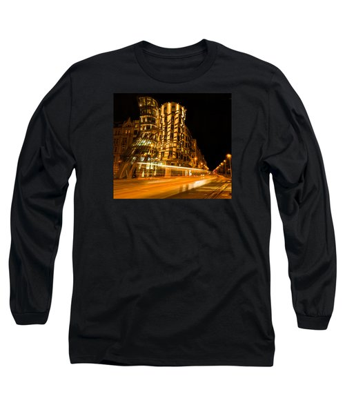 Dancing House Long Sleeve T-Shirt