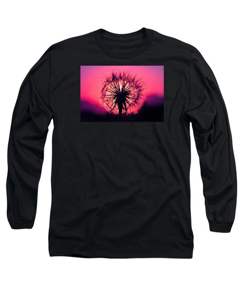 Dandelion Long Sleeve T-Shirt