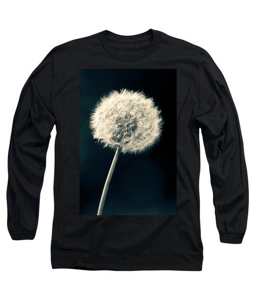 Dandelion Long Sleeve T-Shirt by Ulrich Schade