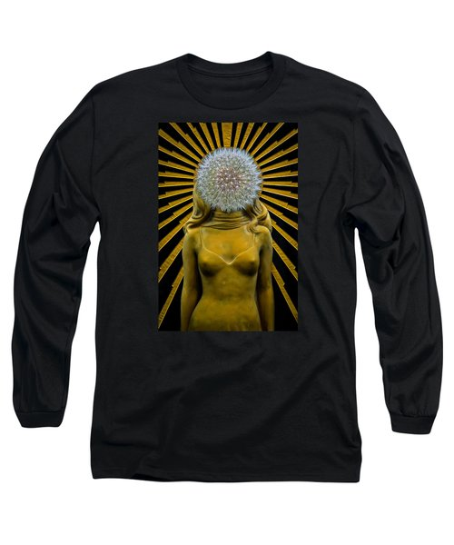 Long Sleeve T-Shirt featuring the photograph Dandy Girl by Harry Spitz