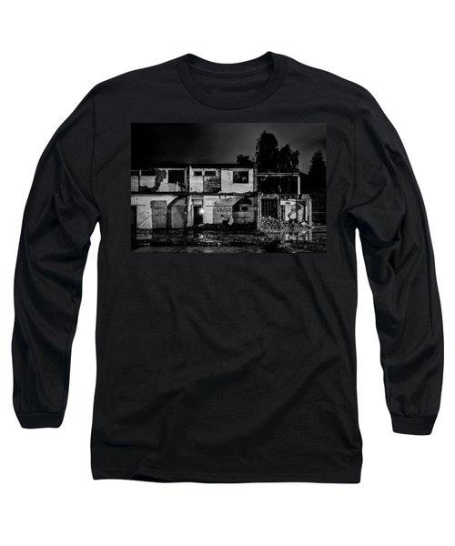 Danger. Live. Long Sleeve T-Shirt