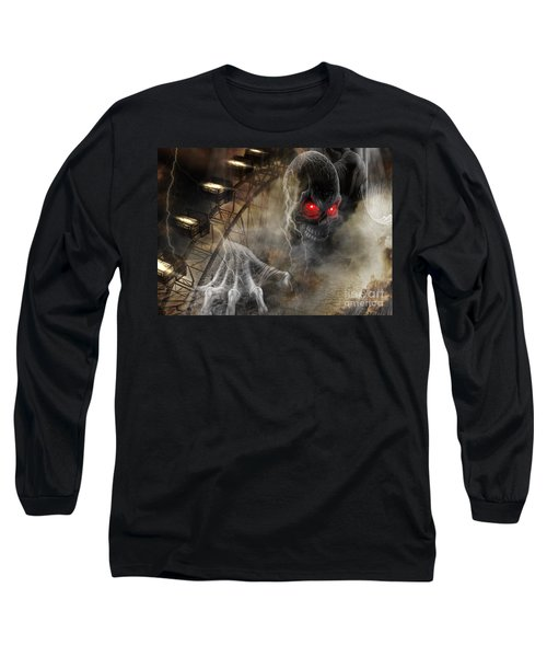 Dare To Ride Long Sleeve T-Shirt