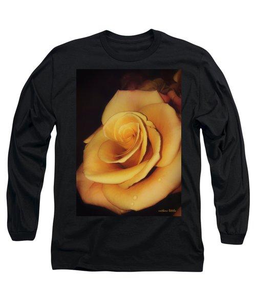 Dark And Golden Long Sleeve T-Shirt