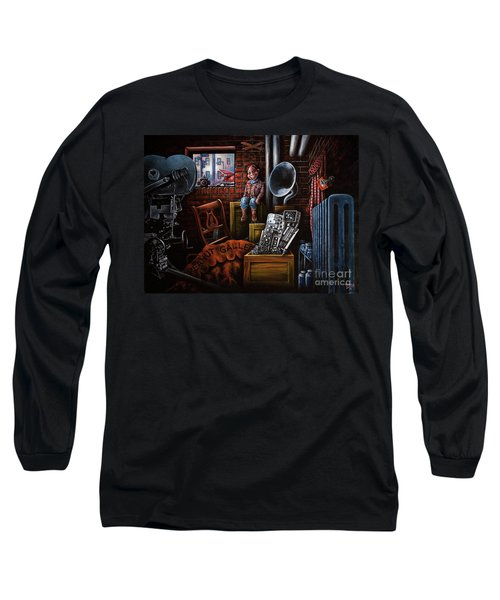 Dark Exile Long Sleeve T-Shirt
