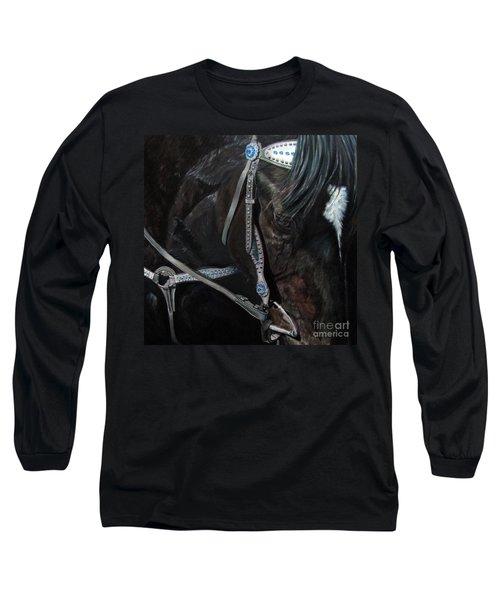 Dark Gem Long Sleeve T-Shirt