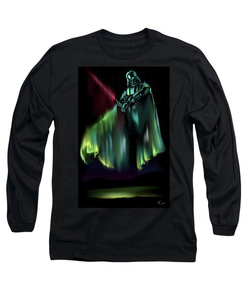 Dark Light Long Sleeve T-Shirt