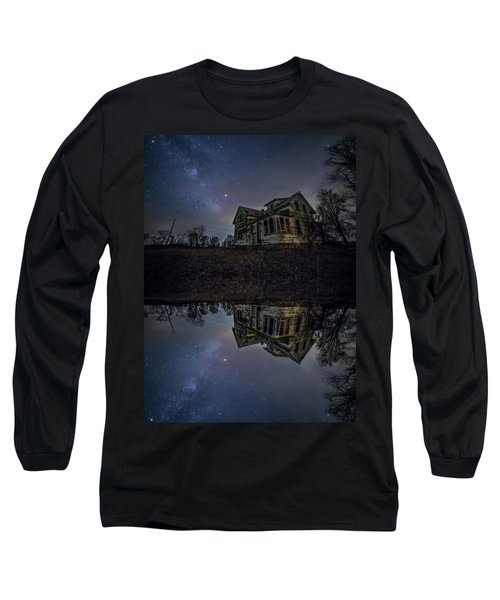 Dark Mirror Long Sleeve T-Shirt