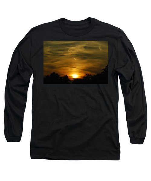 Dark Sunset Long Sleeve T-Shirt
