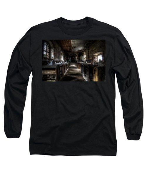 Dark Thoughts Long Sleeve T-Shirt