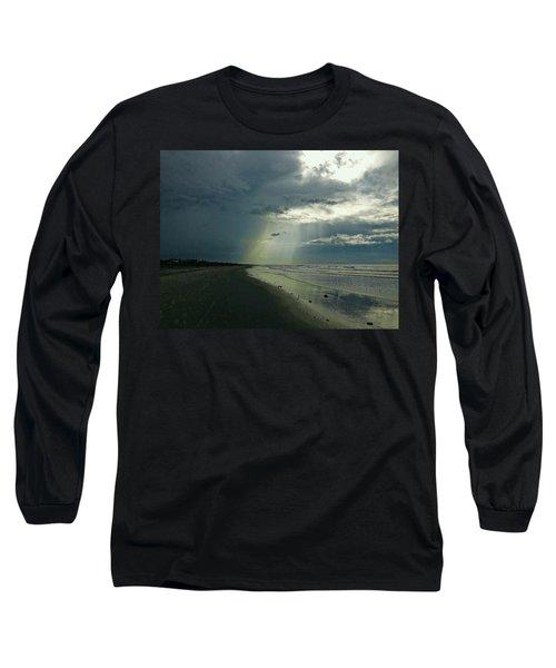 Dark To Enlightened Long Sleeve T-Shirt