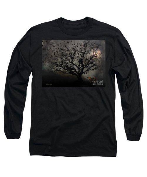Dark Valley Long Sleeve T-Shirt