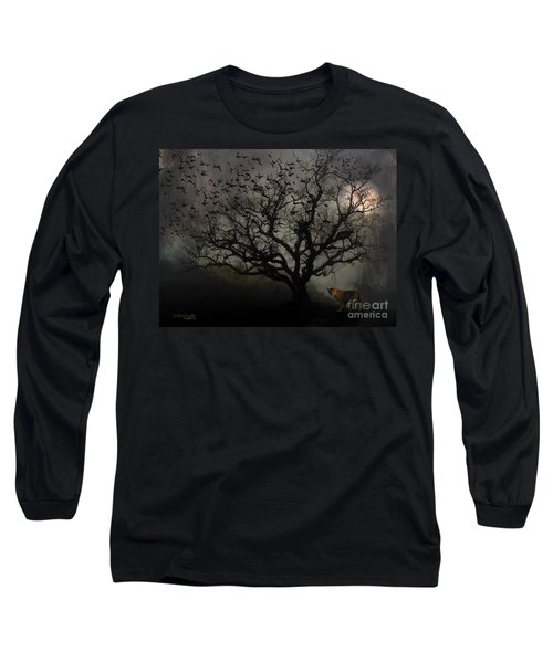 Dark Valley Long Sleeve T-Shirt