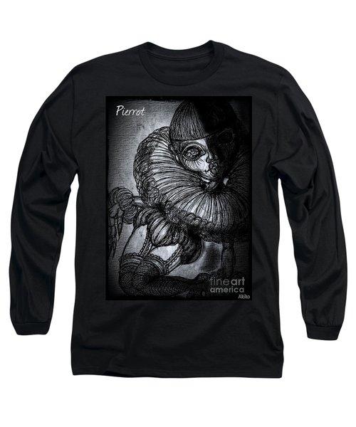 Darkness Clown Long Sleeve T-Shirt