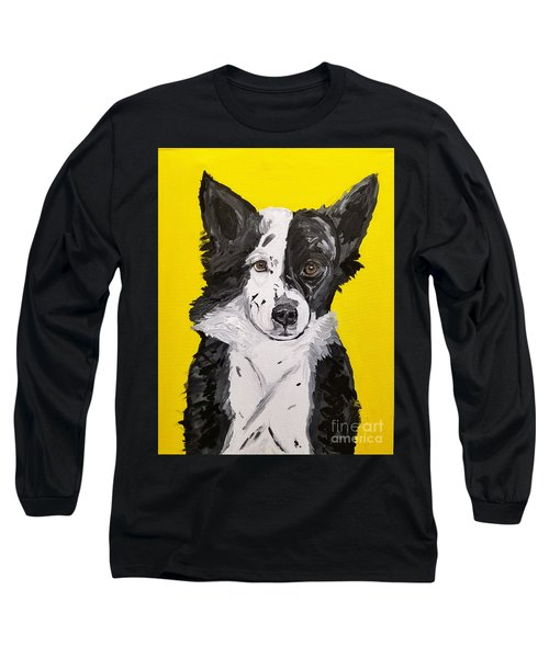 Dasha Date With Paint Nov 20th Long Sleeve T-Shirt