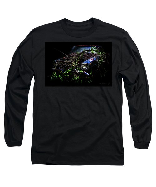 Datsun Treehouse Long Sleeve T-Shirt