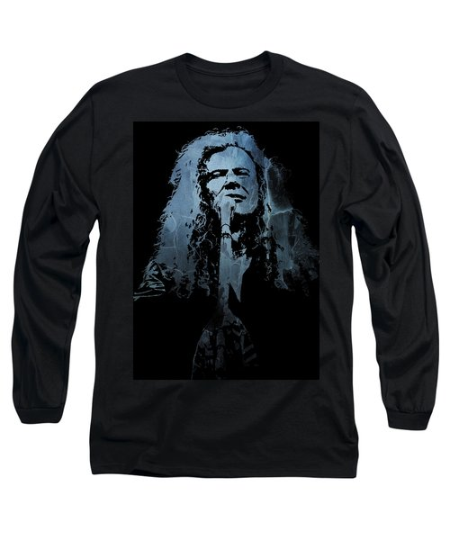 Dave Mustaine - Megadeth Long Sleeve T-Shirt