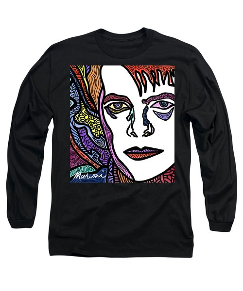 David Bowie Legacy Long Sleeve T-Shirt