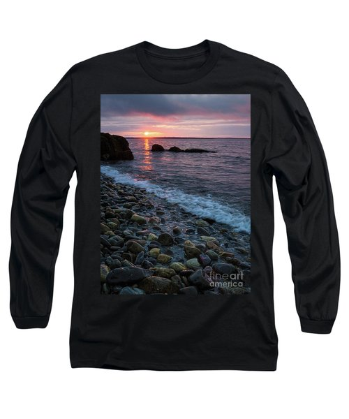 Dawn, Camden, Maine  -18868-18869 Long Sleeve T-Shirt