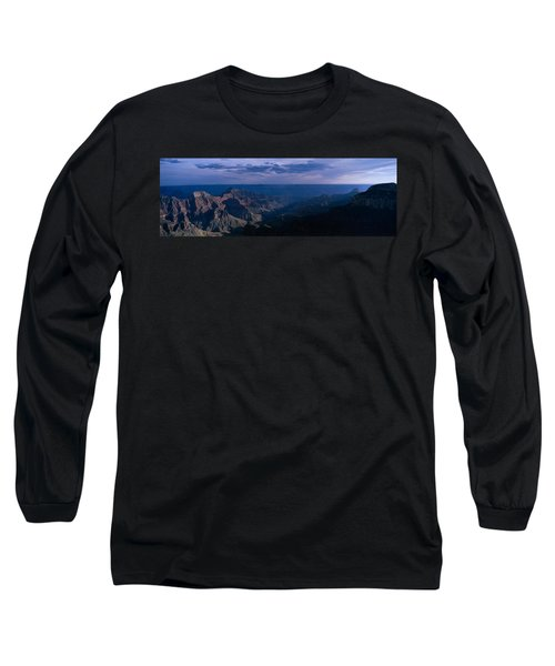 Dawn North Rim Grand Canyon National Long Sleeve T-Shirt
