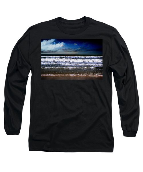 Dawn Of A New Day Seascape C2 Long Sleeve T-Shirt