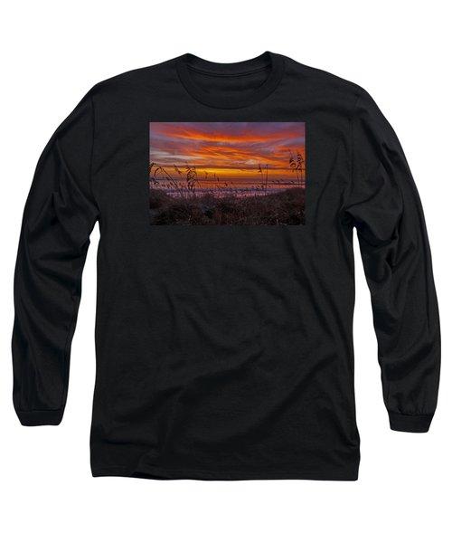 Dawn On The Dunes Long Sleeve T-Shirt